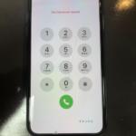 iPhoneXの充電がまったくできない!?ドックコネクター修理!